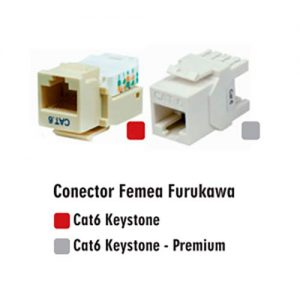 Conector Femea Furukawa