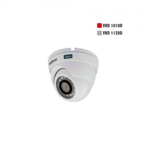 Câmera com infravermelho Intelbras dome