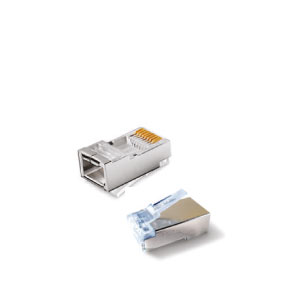 Conector Blindado Cat5